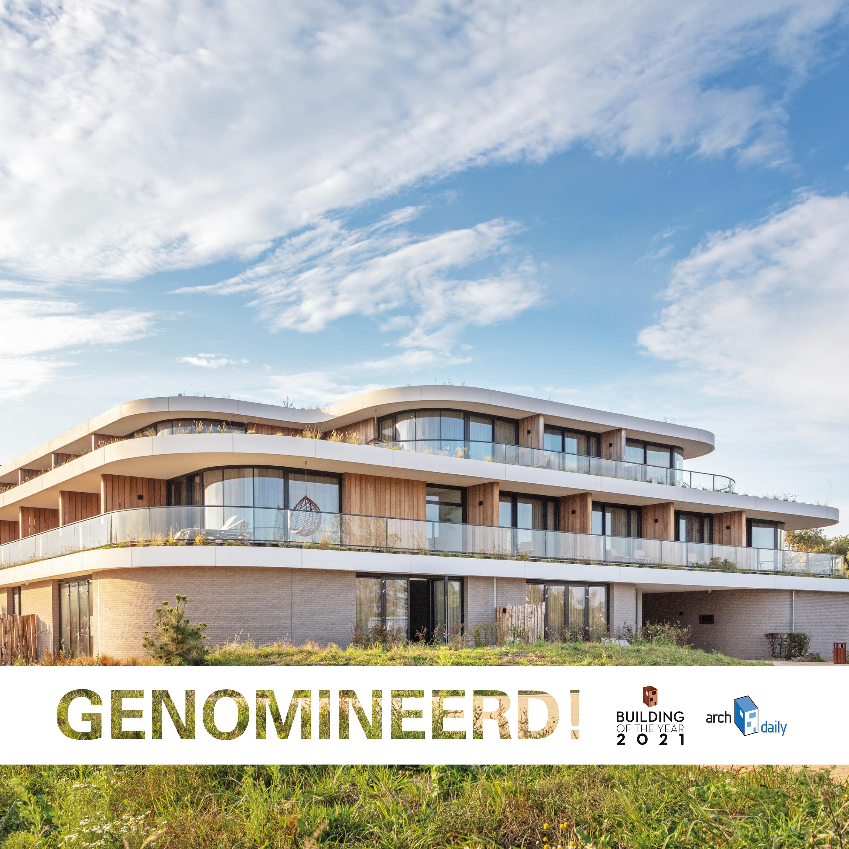 building of the year - duinhotel breezand3